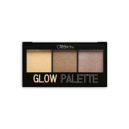 Хайлайтер BEAUTY CREATIONS   Glow palette